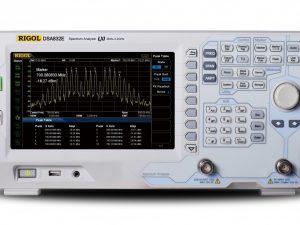 DSA832E-TG spektrum analizátor